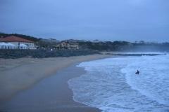 Anglet Surf Club Beach