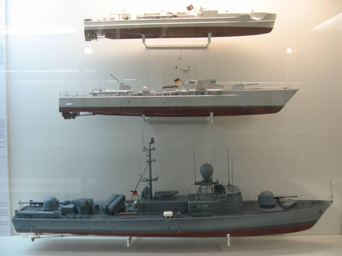 Boats Deutsches Museum