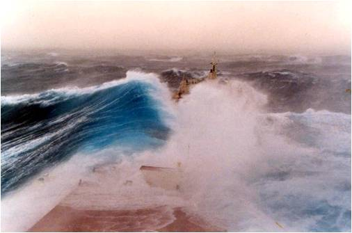 Boats & Waves - Crazy Pics - XarJ Blog and Podcast