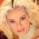 Carmen Luvana face