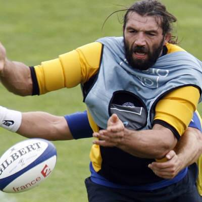 Chabal Rugby 2007 PARIS