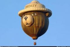 Crazy Hot Air Balloon Pics
