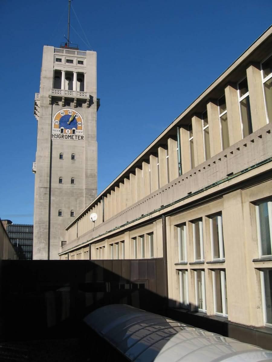 Tower Deutsches Museum Munich