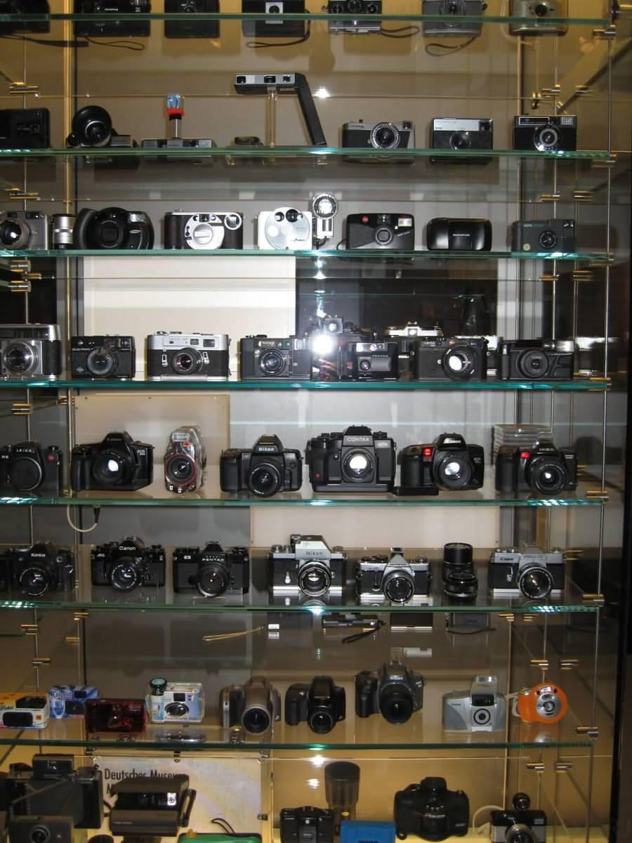Camera Deutsches Museum Munich