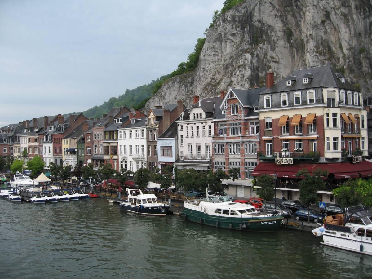Meuse Dinant Belgium