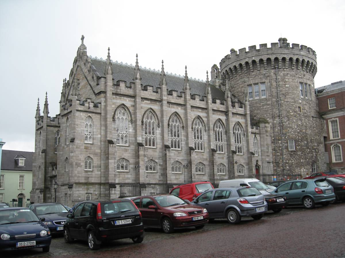 Castle Dublin Ireland