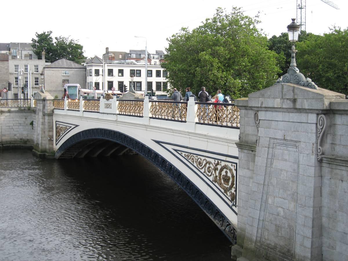 Bridge Dublin Ireland