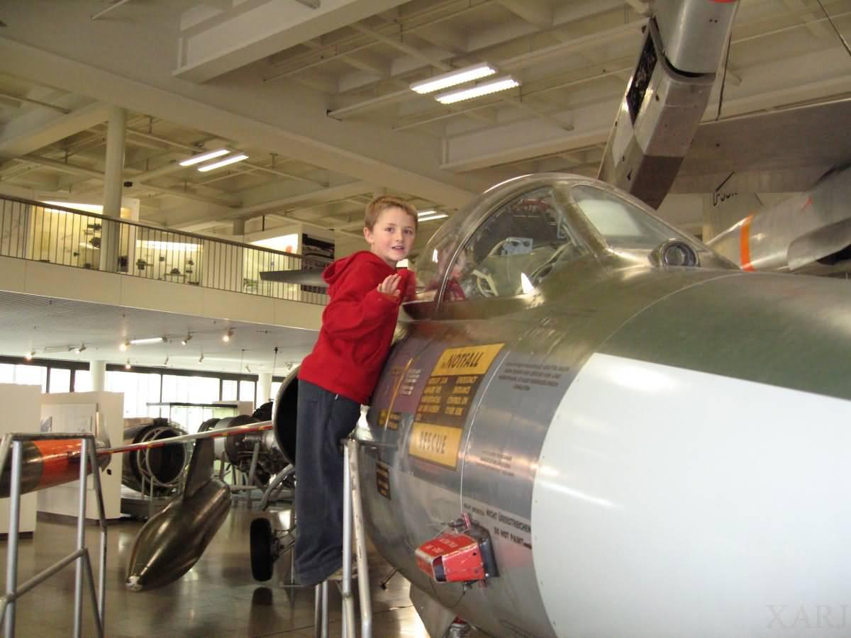 Airplanes Deutsches Museum