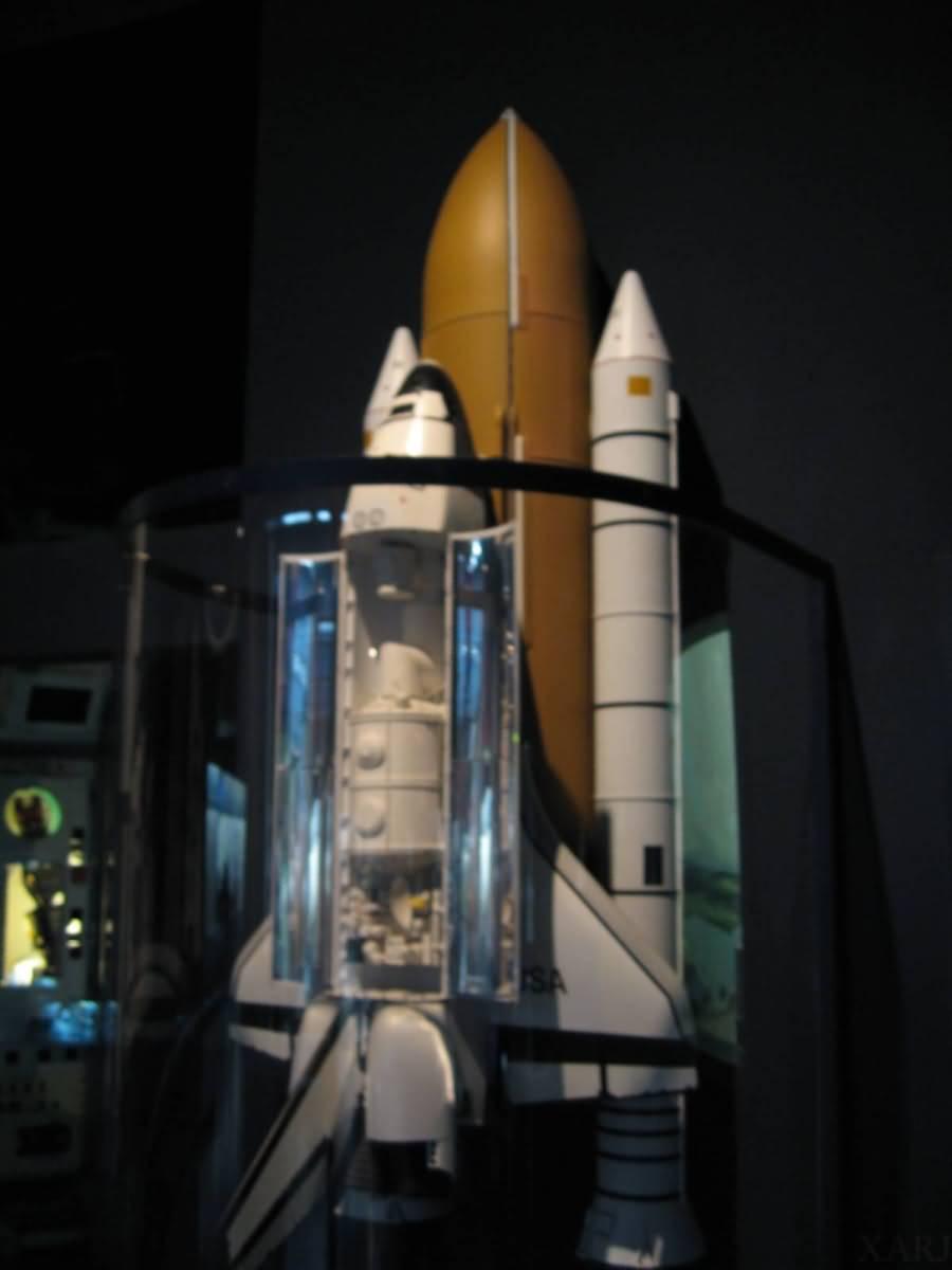 Space Deutsches Museum
