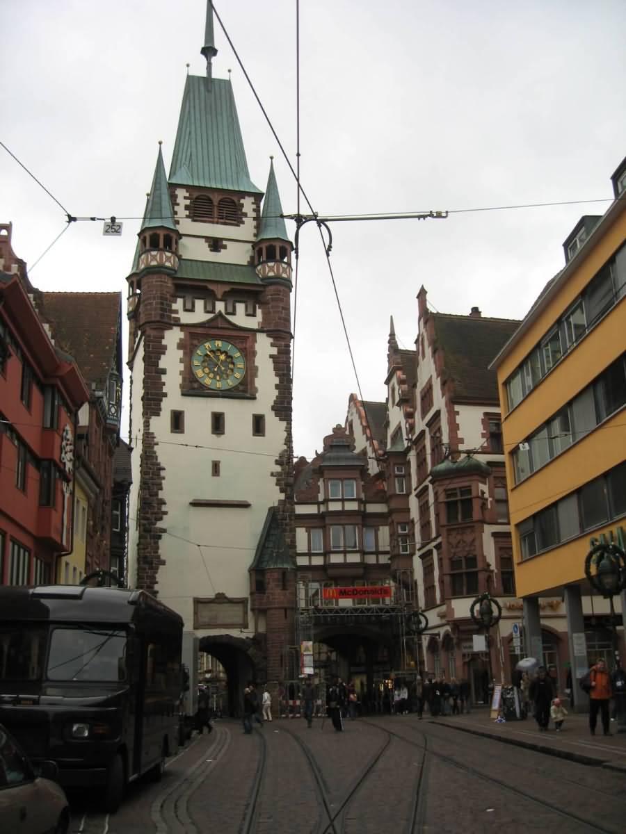 Freiburg Clock