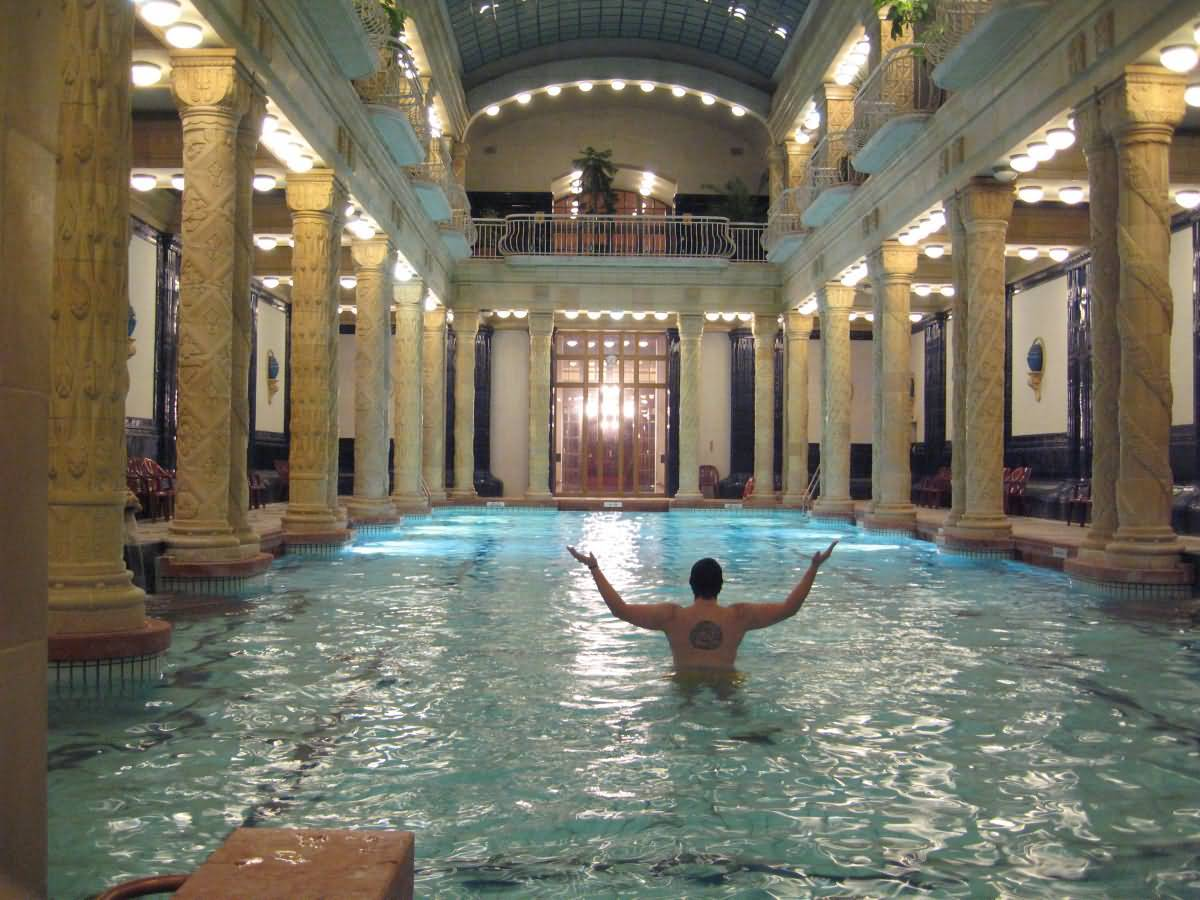 Gellert Baths Spa In Budapest Xarj Blog And Podcast