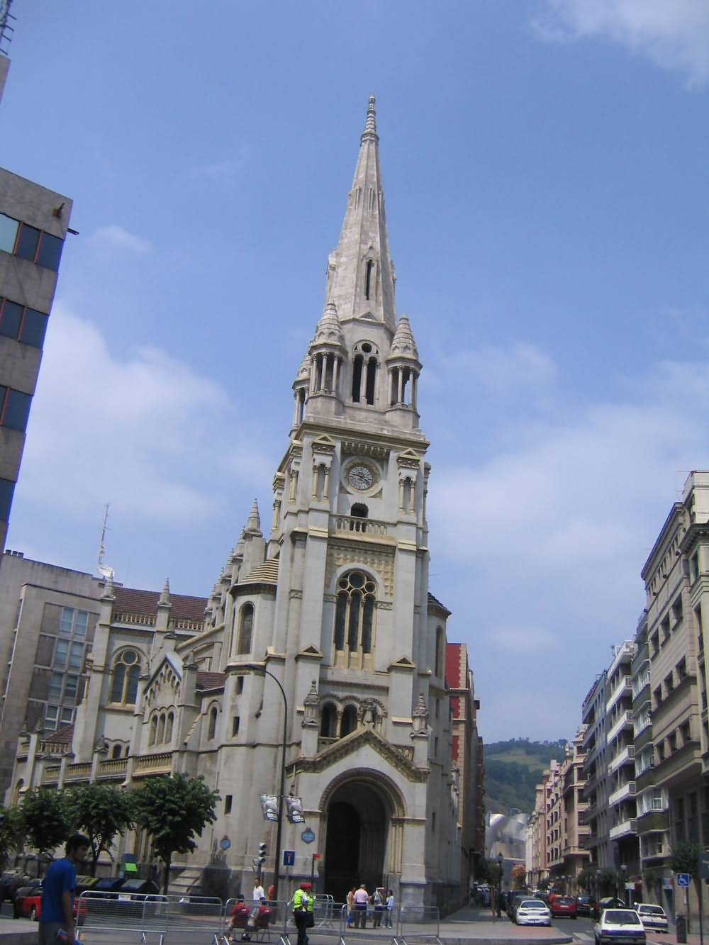 cathedral Bilbao Spain