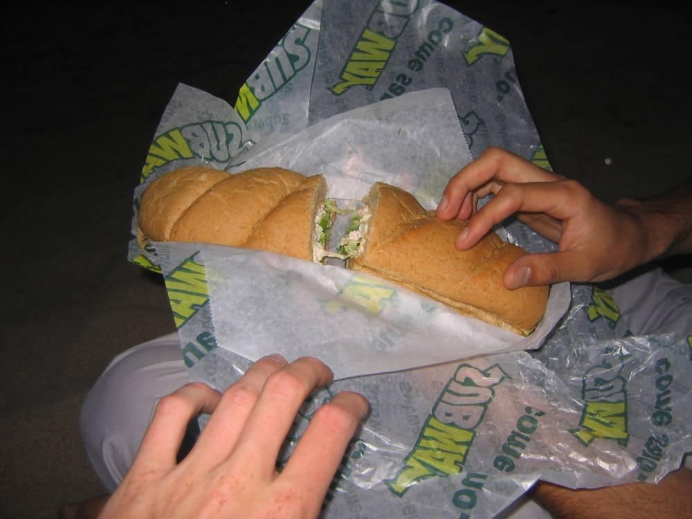 subways sandwich