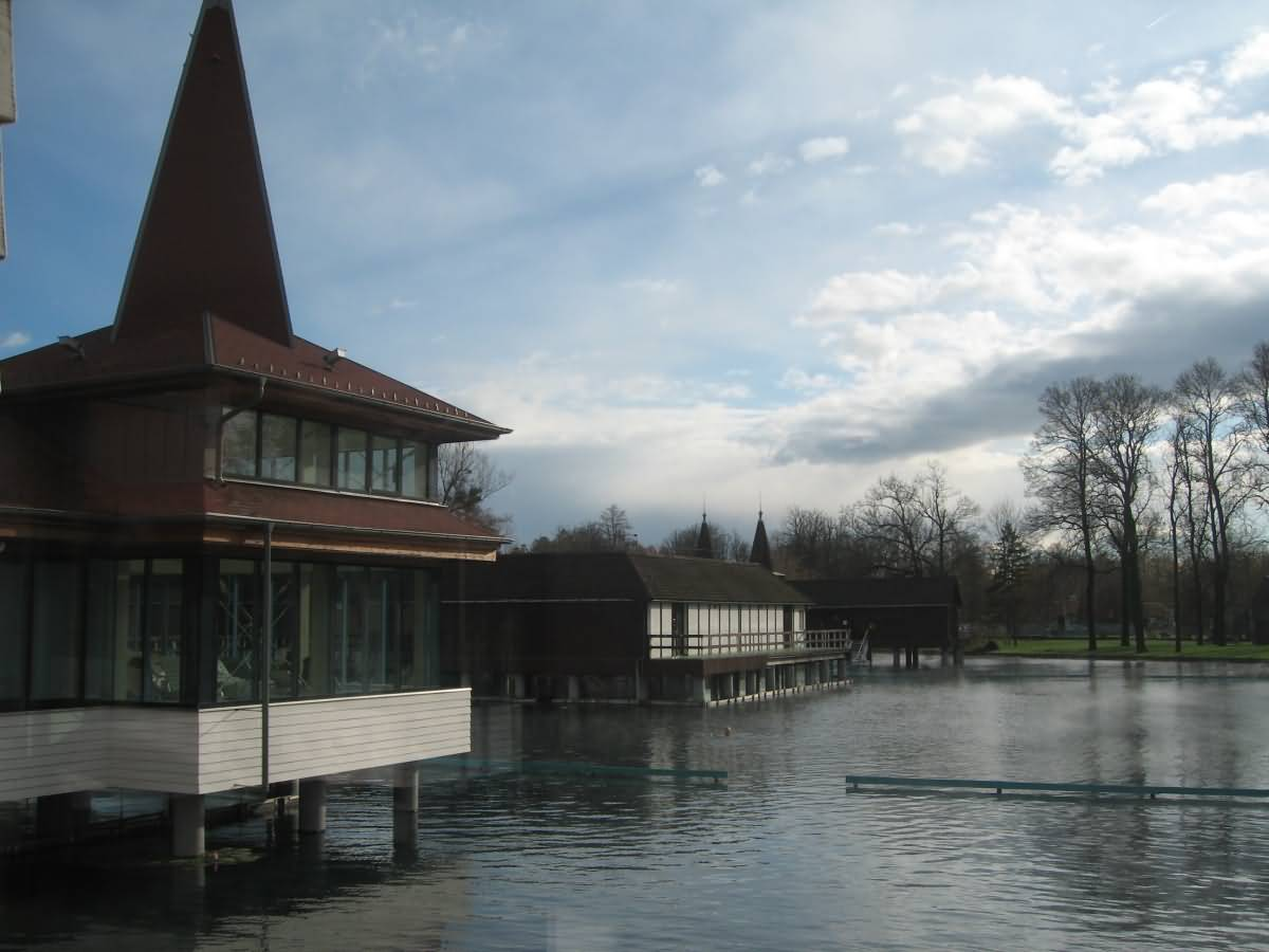 Heviz Spa Hungary Picture