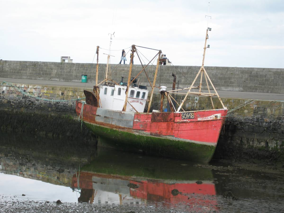 Howth Boat