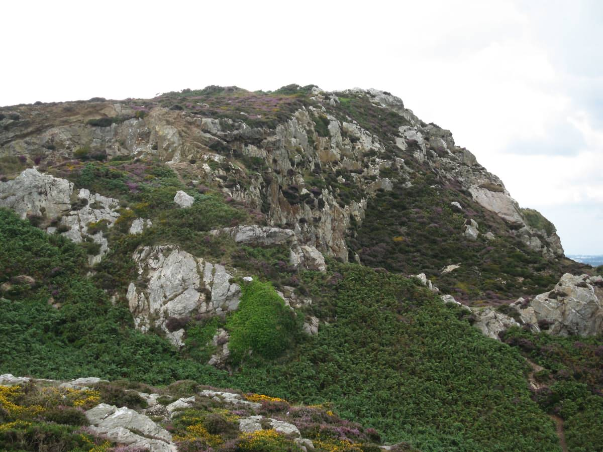 Howth mountain