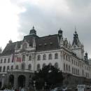 Ljubljana in Slovenia