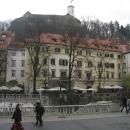 Lubljana in Slovenia