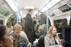 London Tube Photos