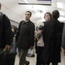 Guy in the London Tube