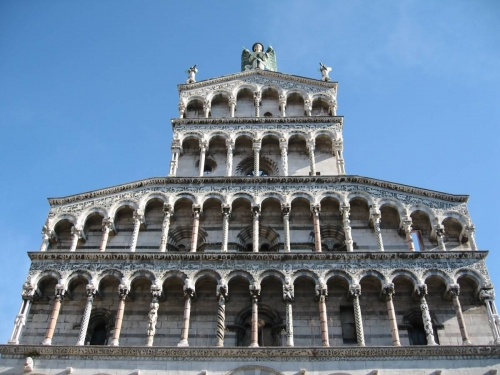 Lucca Italy Photo Gallery