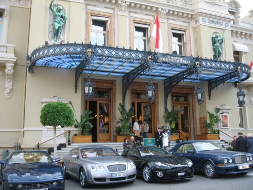 Casino Monaco Monte Carlo