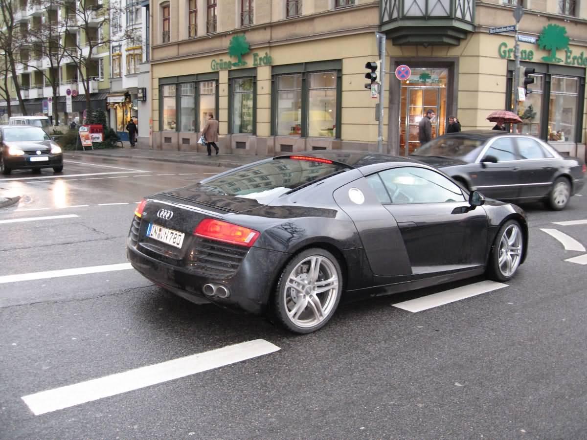 Audi RS8 Munich Germany