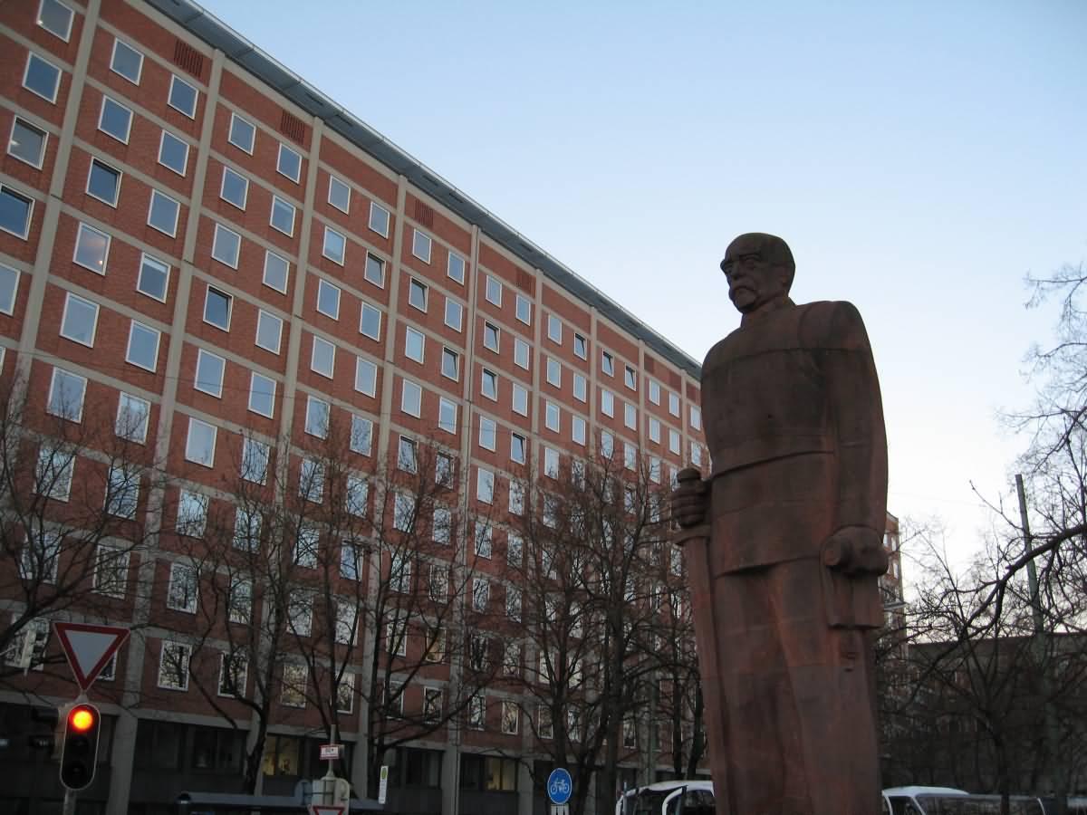 Statue Munich Germany