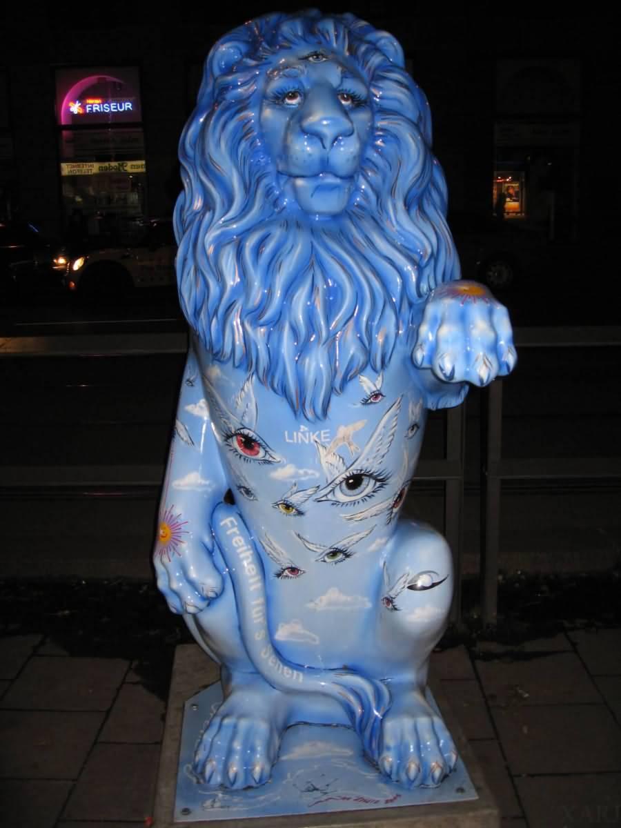 Lion Munich Germany