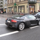 Audi RS8 Munich Germany