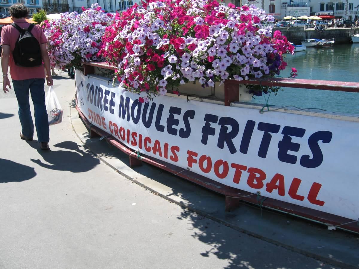 Moules Frites Croisic