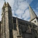 Guerande Church Bretagne
