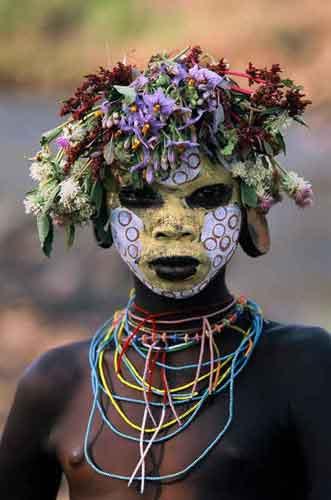 Omo Tribe Ethiopia