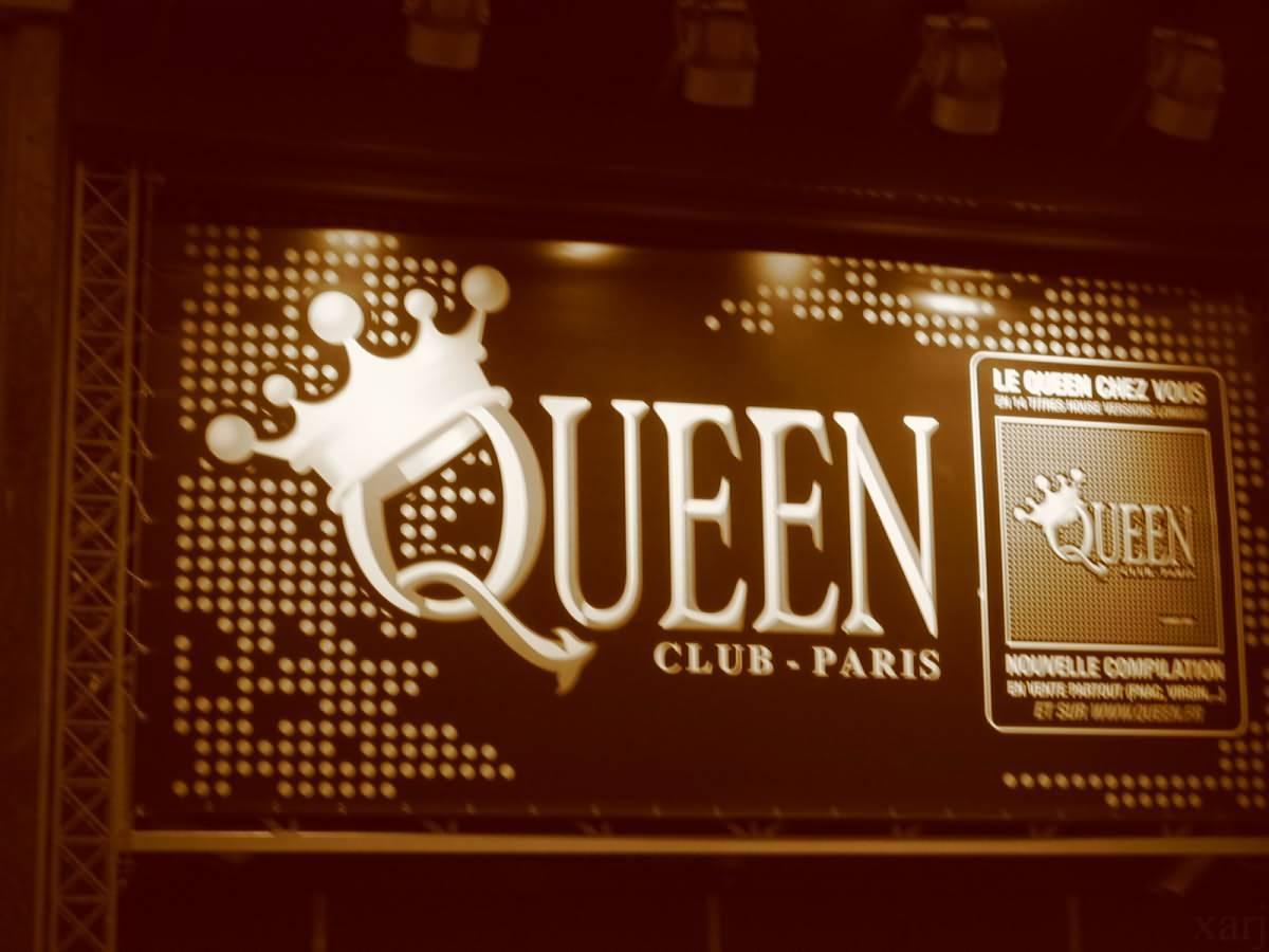 QUEEN CLUB Paris At Night