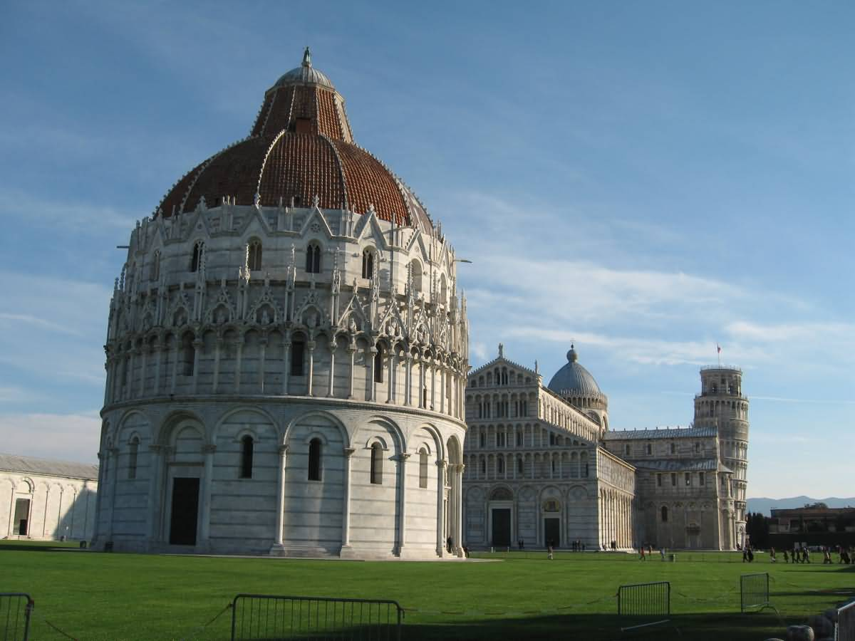 Pisa Italy Leaning Tower Pictures