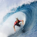 Surfer WipeOut Extreme Surf