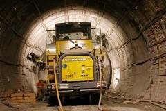 Tunnel St Gothard