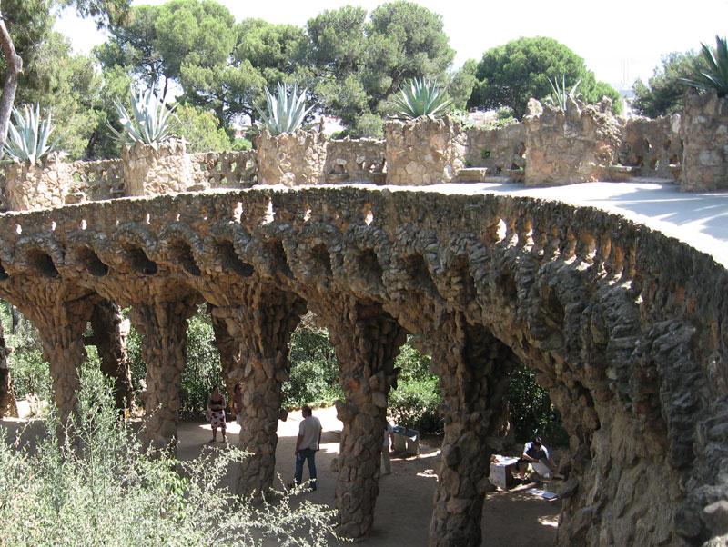 Gaudi Antoni - Barcelona Spain - Work of Art