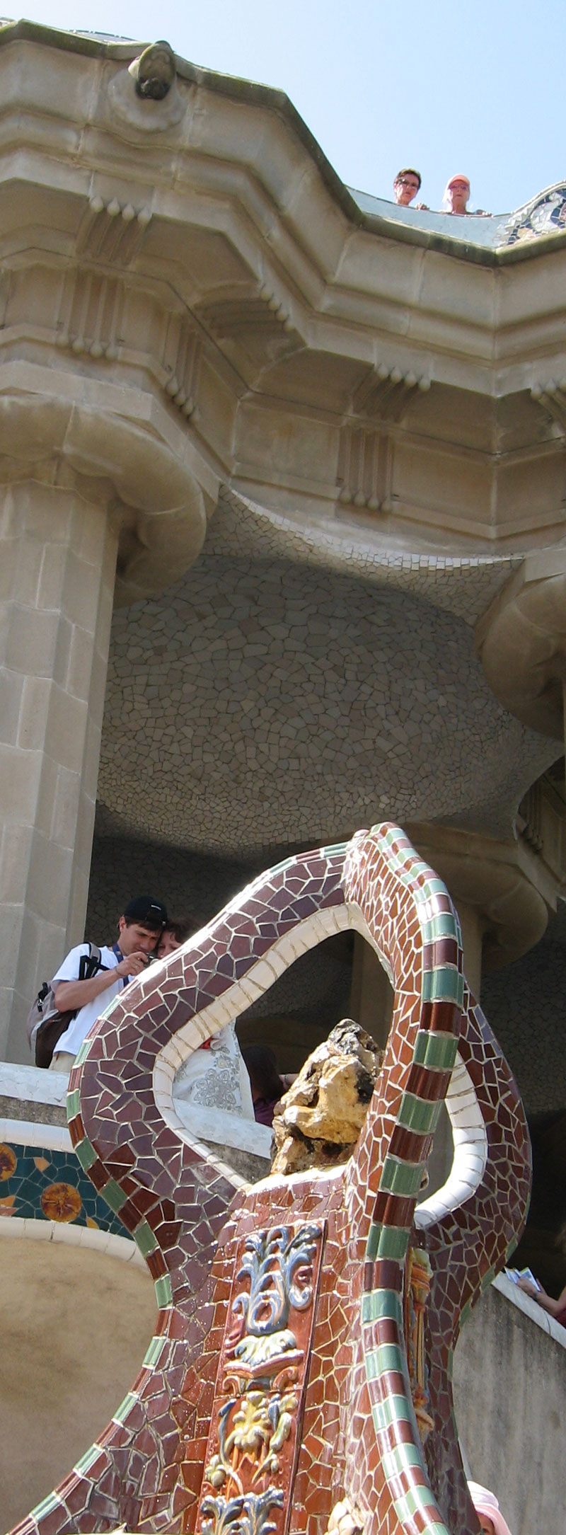 Gaudi Antoni Barcelona Spain Work of Art