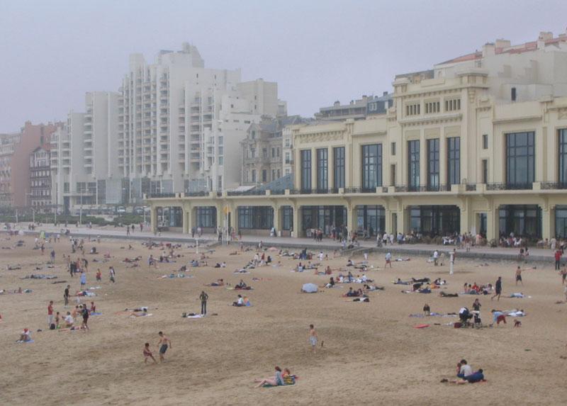 Biarritz Grande Plage Casino