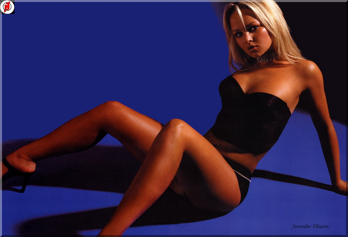 Jennifer Ellison Hot Wallpaper