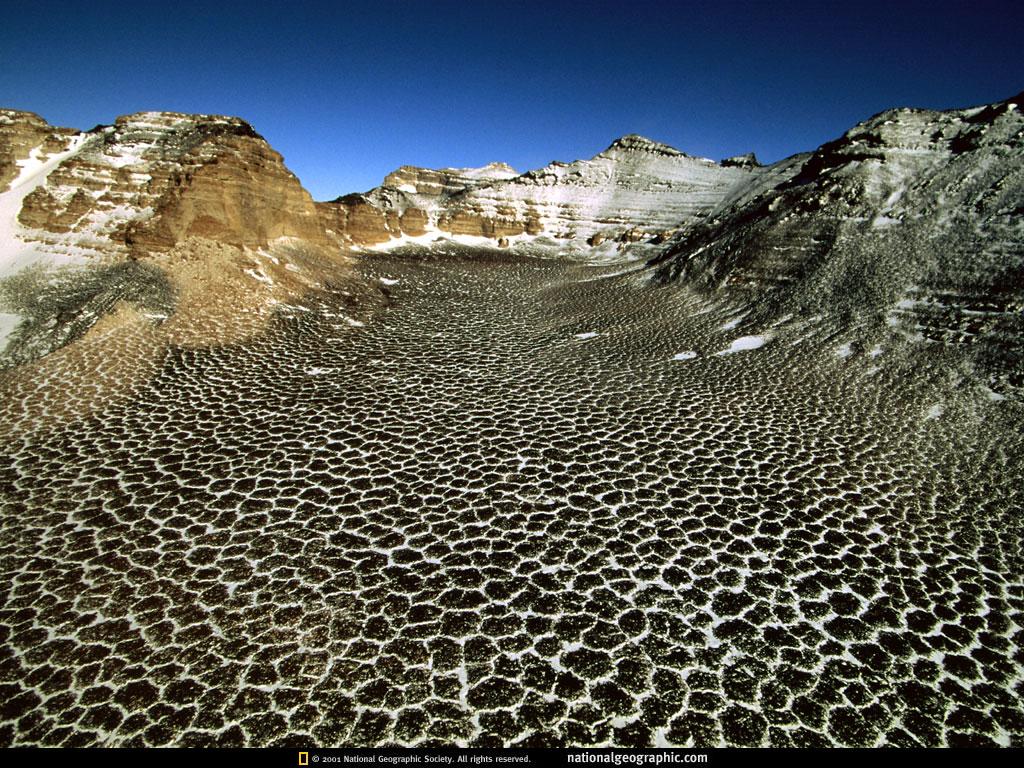 National Geographic - Glacier