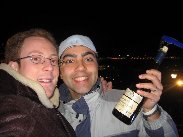 Beaujolais Nouveau vin 2007