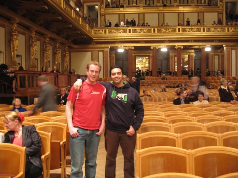Vienna Orchestra concert