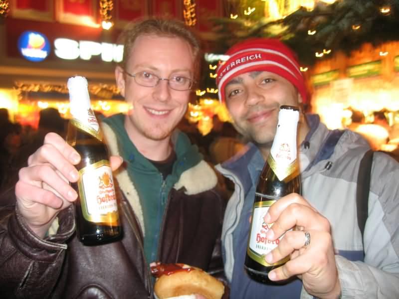 Stuttgart Christmas Beer