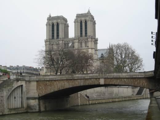 Cathedrale Notre Dame Paris