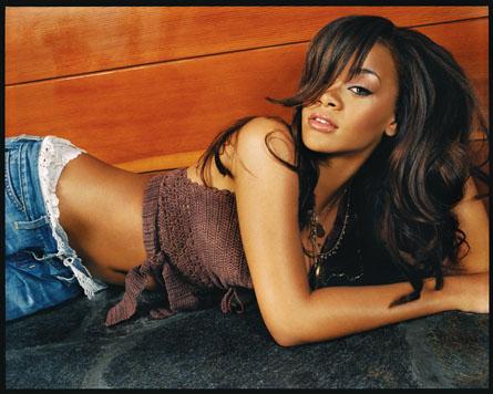 rihanna unfaithful hair. Rihanna