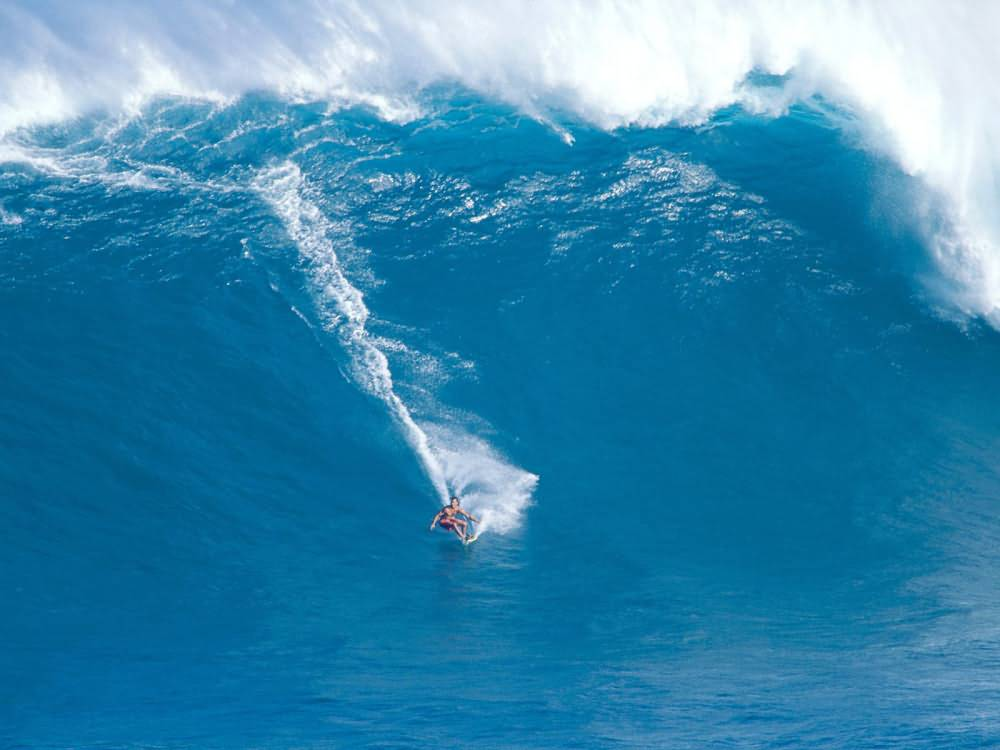 Extreme Big Surfing