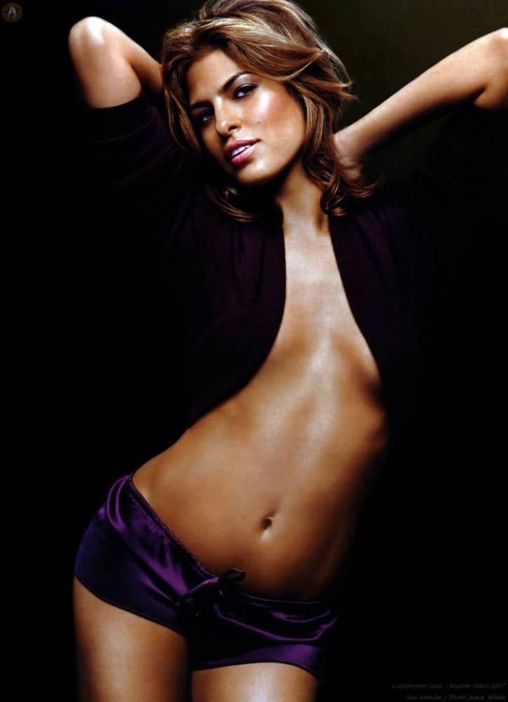 Eva Mendes Naked 11 Photos