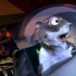Space Hamster Animation Video
